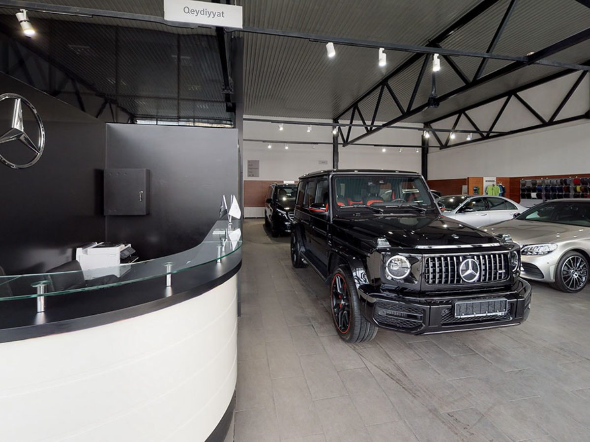 Mercedens-Benz Autostar Kaukasus GmbH, Azerbaijan/Baku